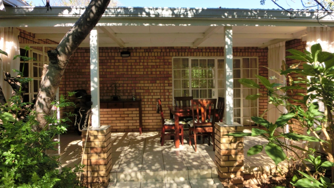 Chobe River Cottages - Self-catering huisje in mooie tuin