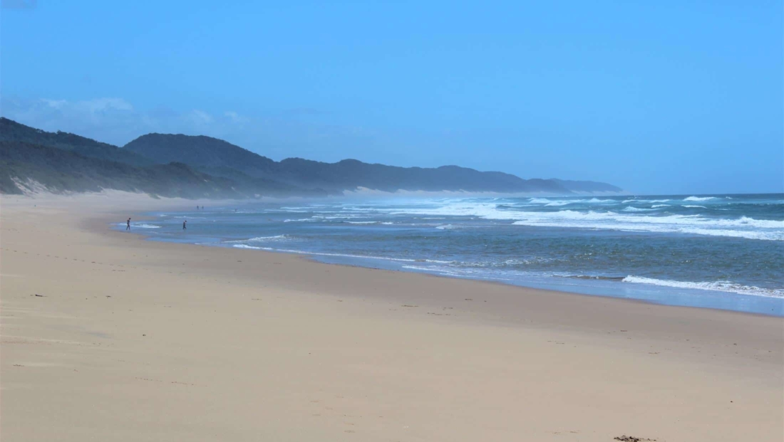 Isimangaliso St Lucia - Strand Cape Vidal