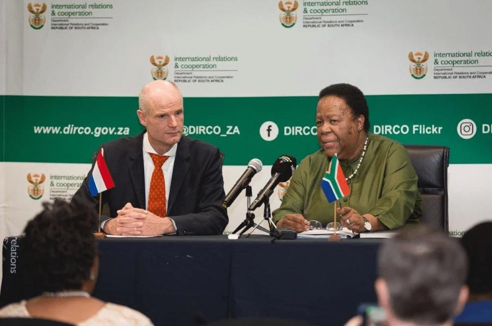 Nieuwsbrief Out in Africa - corona hulp aan Zuid-Afrika
