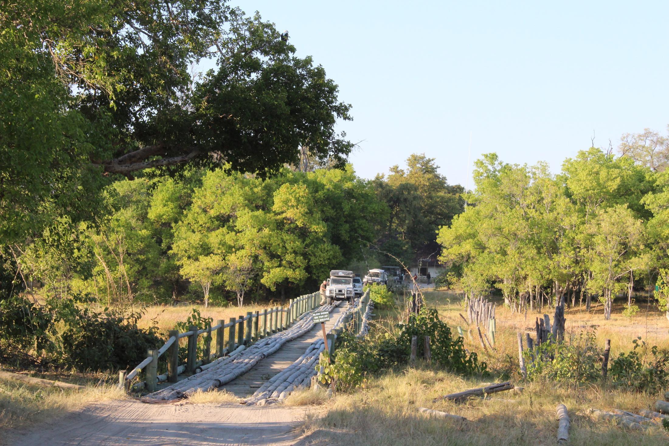 Avontuur & actie reizen Afrika - 4x4 rijden in Botswana